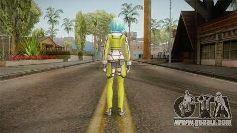 Sinon Original Skin for GTA San Andreas third screenshot
