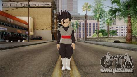 Dragon Ball Xenoverse 2 - Teen Gohan Black for GTA San Andreas second screenshot