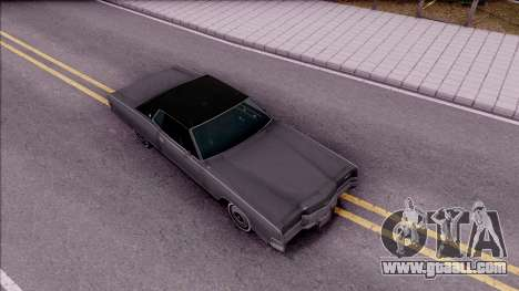 Mercury Marquis 1971 for GTA San Andreas right view