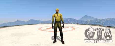 GTA 5 Reverse Flash second screenshot