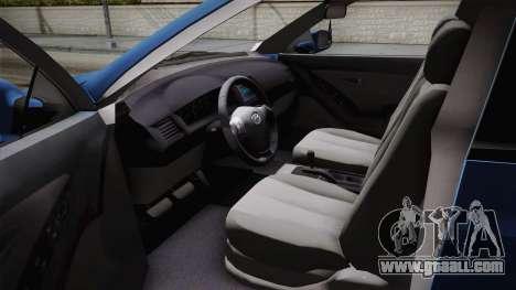 Hyundai Elantra 2008 for GTA San Andreas side view
