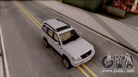 Lexus LX470 2003 for GTA San Andreas right view