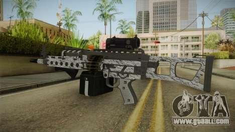 GTA 5 Gunrunning MP5 for GTA San Andreas second screenshot