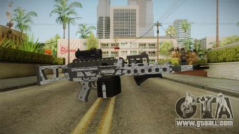 GTA 5 Gunrunning MP5 for GTA San Andreas