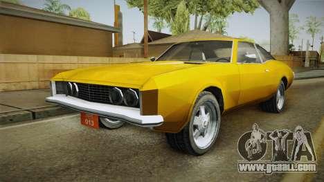 Driver: PL - Andec for GTA San Andreas