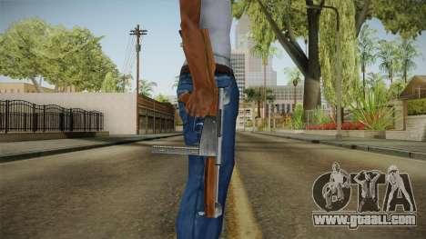 Ingram Model 6 SMG for GTA San Andreas third screenshot