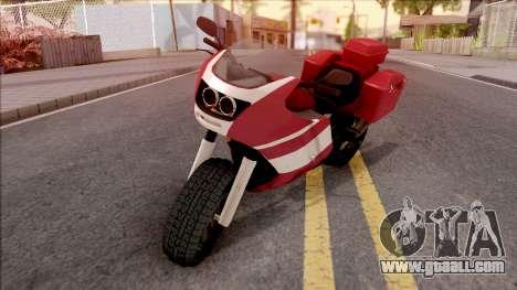 FCR900 XR Adventure for GTA San Andreas