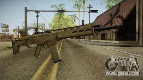 Magpul Masada Assault Rifle v2 for GTA San Andreas