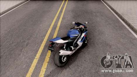 Suzuki GSX-R for GTA San Andreas