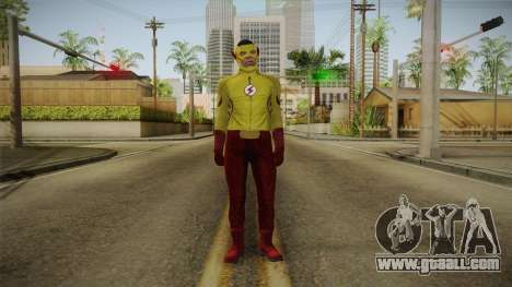 The Flash - Kid Flash for GTA San Andreas second screenshot