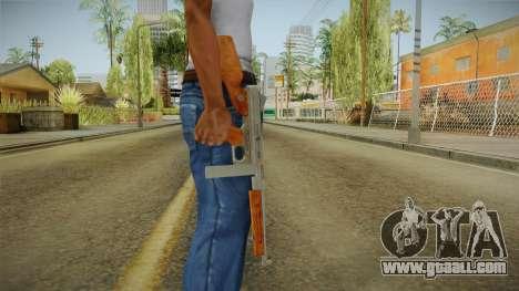 Thompson M1A1 for GTA San Andreas third screenshot