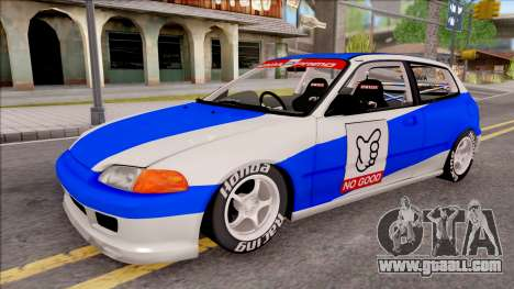 Honda Civic EG Kanjo for GTA San Andreas