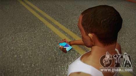 Samsung Galaxy S8 for GTA San Andreas
