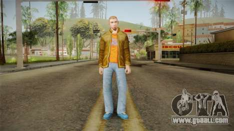 Gurney from Bully Scholarship for GTA San Andreas second screenshot