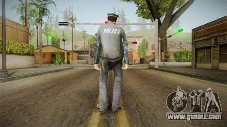 Driver PL Police Officer v4 for GTA San Andreas third screenshot