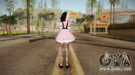 Melanie Martínez v4 for GTA San Andreas third screenshot