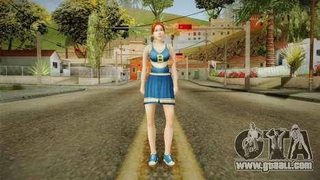 Christy Martin from Bully Scholarship v2 for GTA San Andreas second screenshot