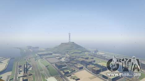 GTA 5 San Fierro DLC BETA 1.1 second screenshot