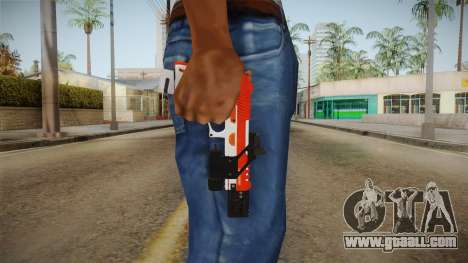 Gunrunning Pistol v2 for GTA San Andreas third screenshot
