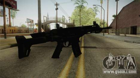 ACR Remington Assault Rifle for GTA San Andreas second screenshot