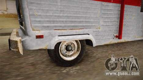 GTA 5 Zirconium Journey Worn for GTA San Andreas back view
