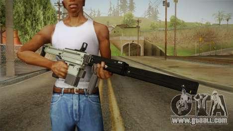 CoD: Infinite Warfare - X-Eon Green for GTA San Andreas third screenshot
