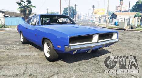 Dodge Charger RT (XS29) 1969 v1.2 [add-on] for GTA 5