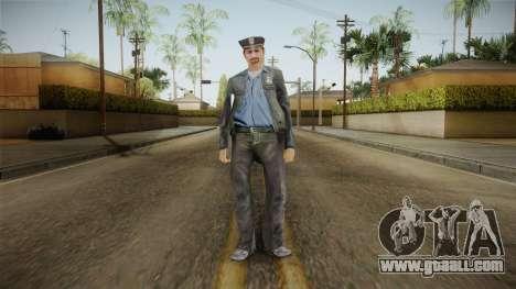 Driver PL Police Officer v4 for GTA San Andreas second screenshot
