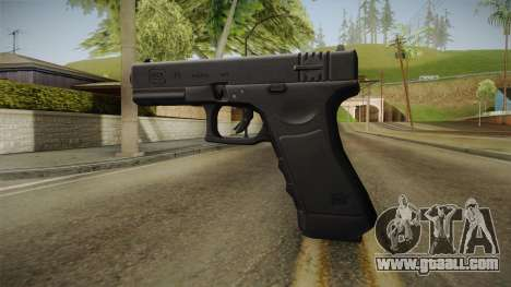 Glock 18 for GTA San Andreas second screenshot