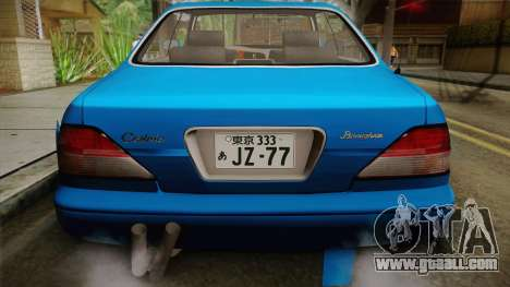 Nissan Cedric Drift for GTA San Andreas