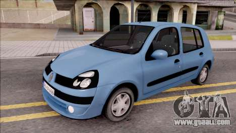Renault Clio v2 for GTA San Andreas
