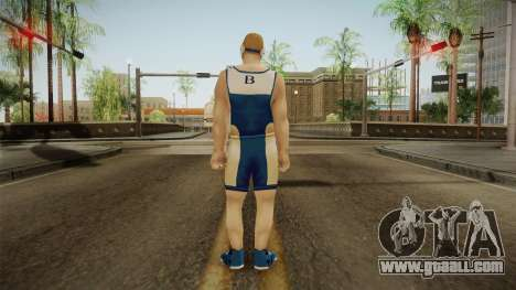 Bob from Bully Scholarship for GTA San Andreas third screenshot