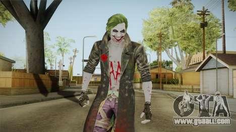 Joker from Injustice 2 for GTA San Andreas