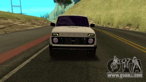 NIVA Armenian for GTA San Andreas right view