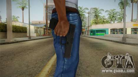 Glock 21 3 Dot Sight for GTA San Andreas
