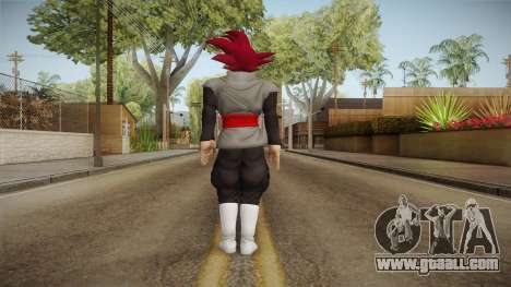 DBX2 - Goku Black SSG v2 for GTA San Andreas third screenshot