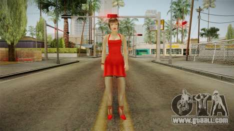 Ms. Phillips Date from Bully Scholarship for GTA San Andreas second screenshot