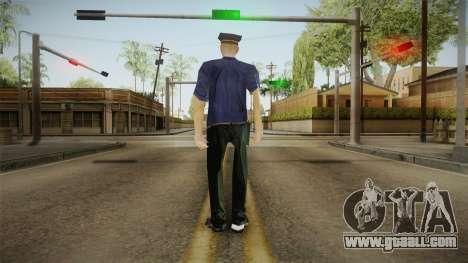 Driver PL Police Officer v3 for GTA San Andreas third screenshot