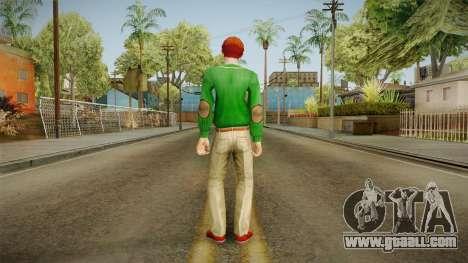 Thad Carlson from Bully Scholarship for GTA San Andreas third screenshot