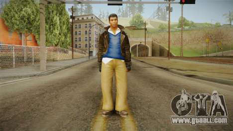 Norton Williams from Bully Scholarship for GTA San Andreas second screenshot