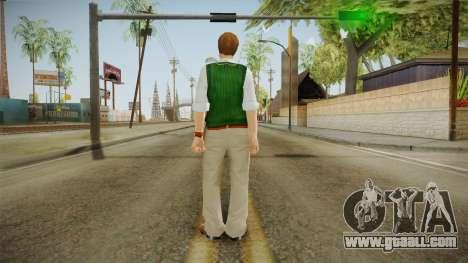 Earnest Jones from Bully Scholarship for GTA San Andreas third screenshot