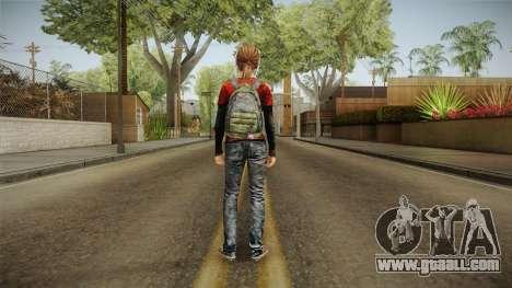Ellie Tlou v1 for GTA San Andreas third screenshot