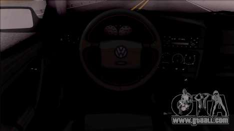 Volkswagen Golf GTI VR6 1998 for GTA San Andreas inner view
