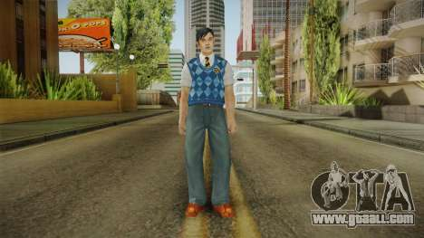 Parker Ogilvie from Bully Scholarship for GTA San Andreas second screenshot