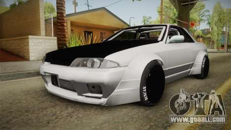 Nissan Skyline R32 Rocket Bunny for GTA San Andreas