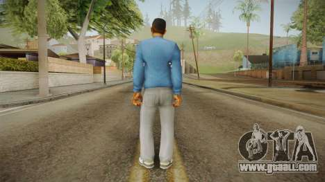 Bo Jackson from Bully Scholarship for GTA San Andreas third screenshot