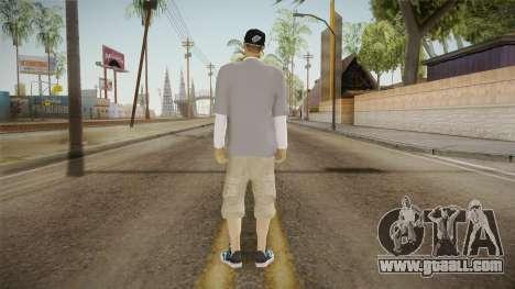 New Wmybmx for GTA San Andreas third screenshot