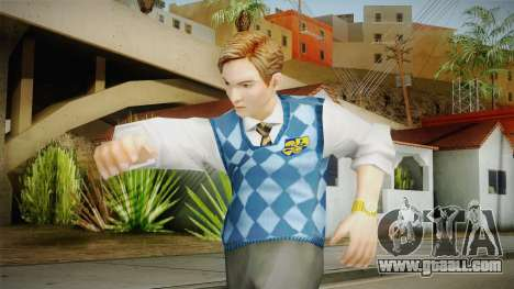 Bryce from Bully Scholarship for GTA San Andreas