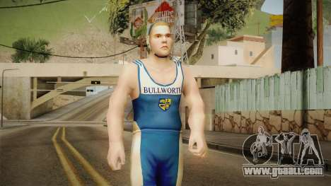 Bob from Bully Scholarship for GTA San Andreas