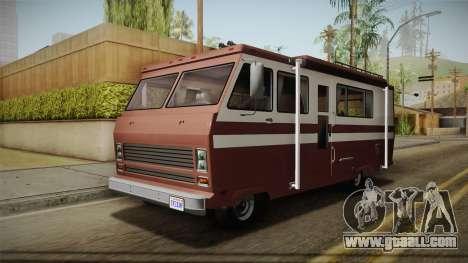 GTA 5 Zirconium Journey Cleaner for GTA San Andreas